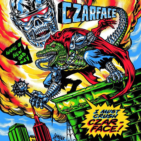 Czarface - The Odd Czar Against Us LP