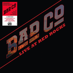 Bad Company - Live at Red Rocks 2LP