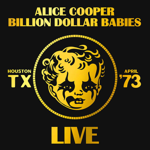 Alice Cooper - Billion Dollar Babies: Live '73 LP