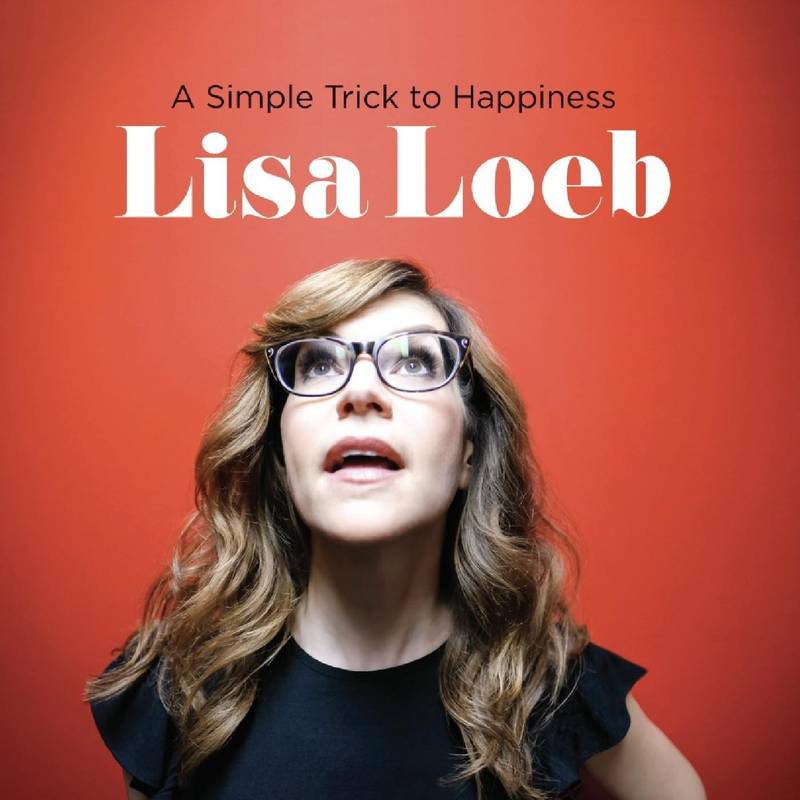 Lisa Loeb - A Simple Trick to Happiness LP