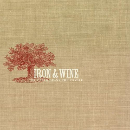 Iron & Wine - The Creek Drank the Cradle LP