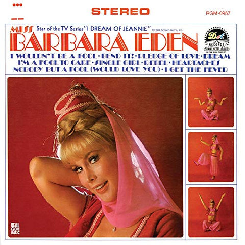 Barbara Eden - Miss Barbara Eden LP