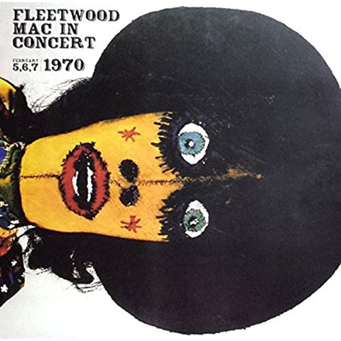 Fleetwood Mac - In Concert: Feb 5-7th 1970 4LP