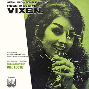 Bill Loose - Russ Meyer's Vixen LP