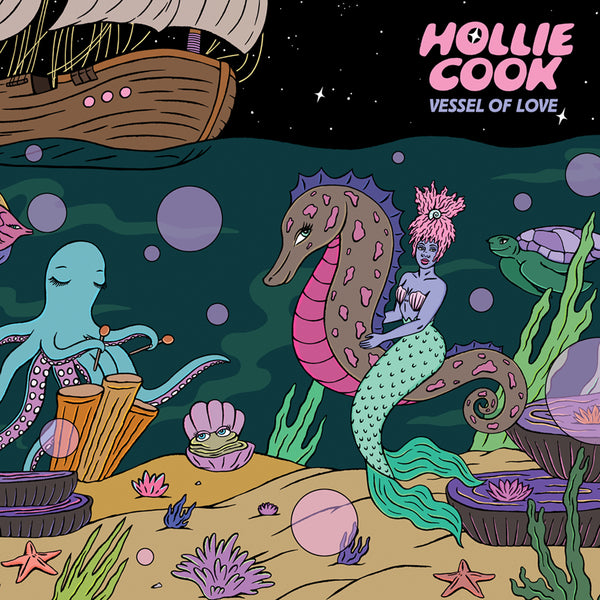Hollie Cook - Vessel of Love LP (Ltd Transparent Pink Vinyl Edition)