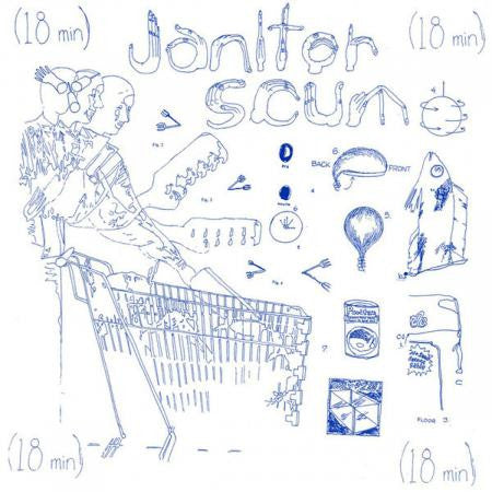 Janitor Scum - Scenes from the Grocery Store LP