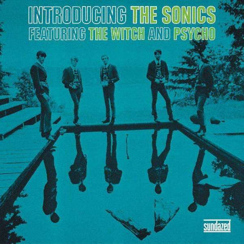 The Sonics - Introducing the Sonics LP
