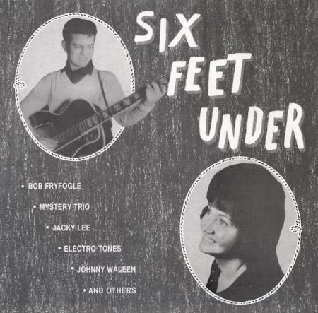 Various - Six Feet Under LP