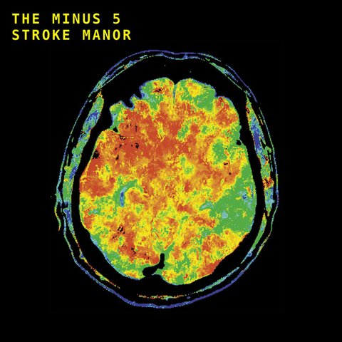 The Minus 5 - Stroke Manor LP