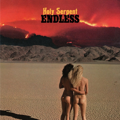 Holy Serpent - Endless LP