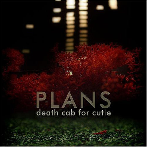 Death Cab for Cutie - Plans 2LP