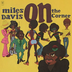 Miles Davis - On the Corner LP