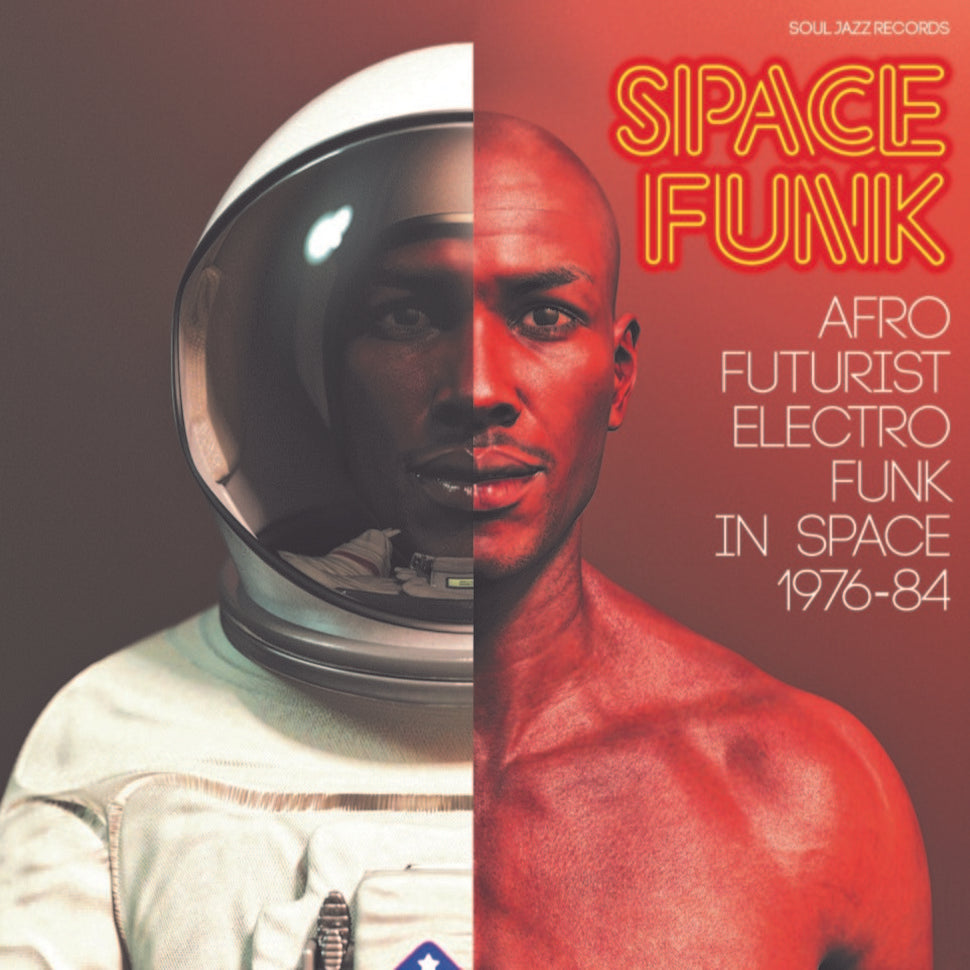 Various - Space Funk: Afro Futurist Electro Funk In Space 1976-84 2LP