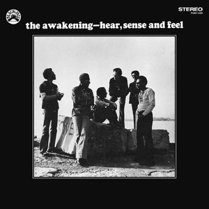 The Awakening - Hear, Sense and Feel LP