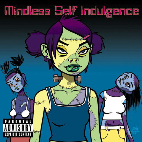 Mindless Self Indulgence - Frankenstein Girls Will Seem Strangely Sexy LP
