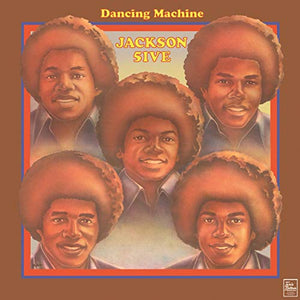Jackson 5 - Dancing Machine LP