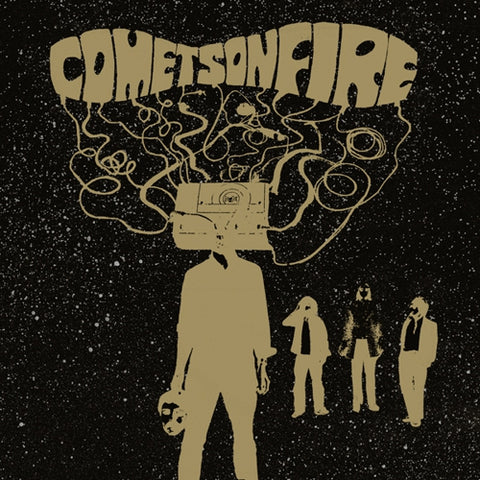 Comets on Fire - Comets on Fire LP