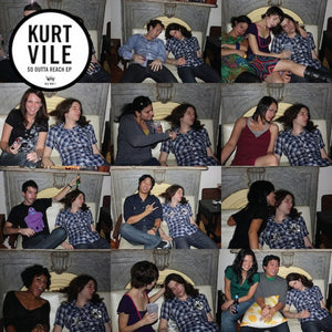 "Kurt Vile - So Outta Reach 12"" (Ltd Colored Vinyl Edition)"