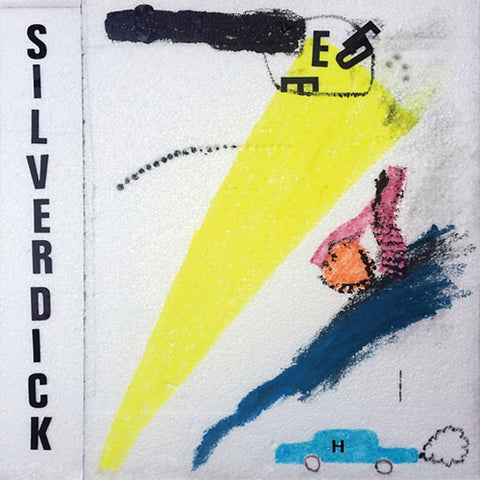 Silver Dick - Silver Dick LP