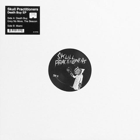 Skull Practitioners - Death Buy 12""