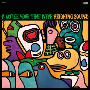 Reigning Sound - A Little More Time with Reigning Sound LP [PRE-ORDER]