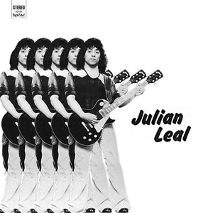 Julian Leal - 1985 Debut LP
