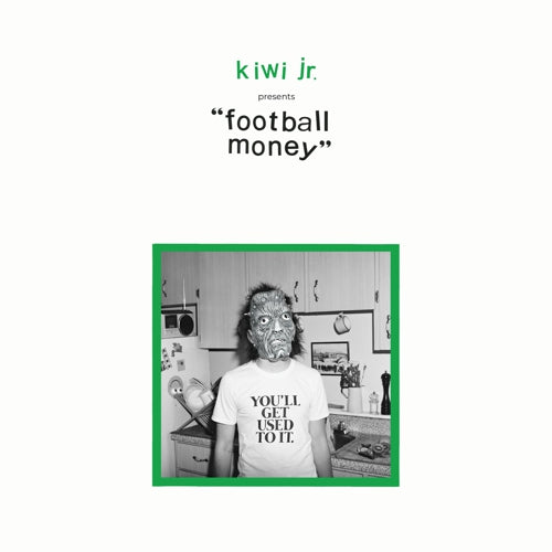 Kiwi Jr. - Football Money LP