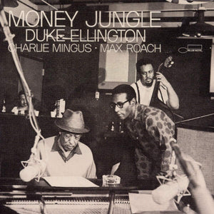 Duke Ellington / Charles Mingus / Max Roach - Money Jungle LP
