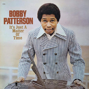 Bobby Patterson - It's Just a Matter of Time LP