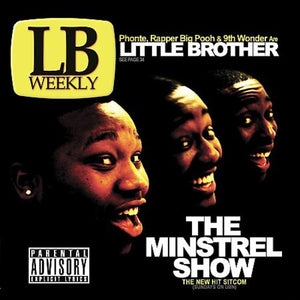 Little Brother - Minstrel Show 2LP