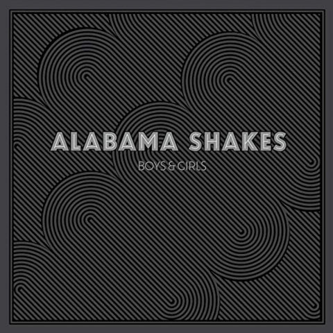Alabama Shakes - Boys & Girls LP (Ltd Multi-Colored Vinyl Edition)