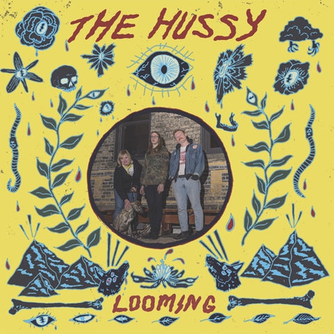 The Hussy - Looming LP