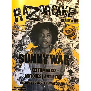 Razorcake: Issue 115 Magazine