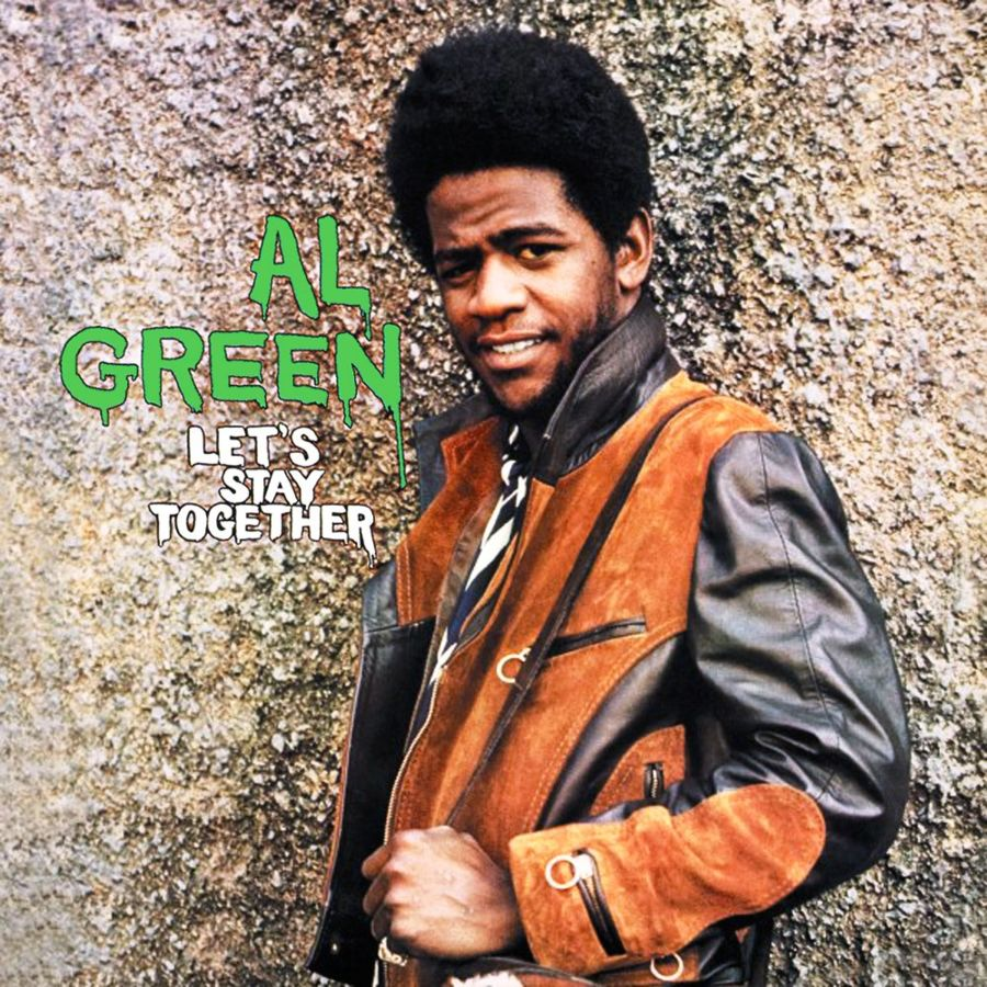 Al Green - Let's Stay Together LP