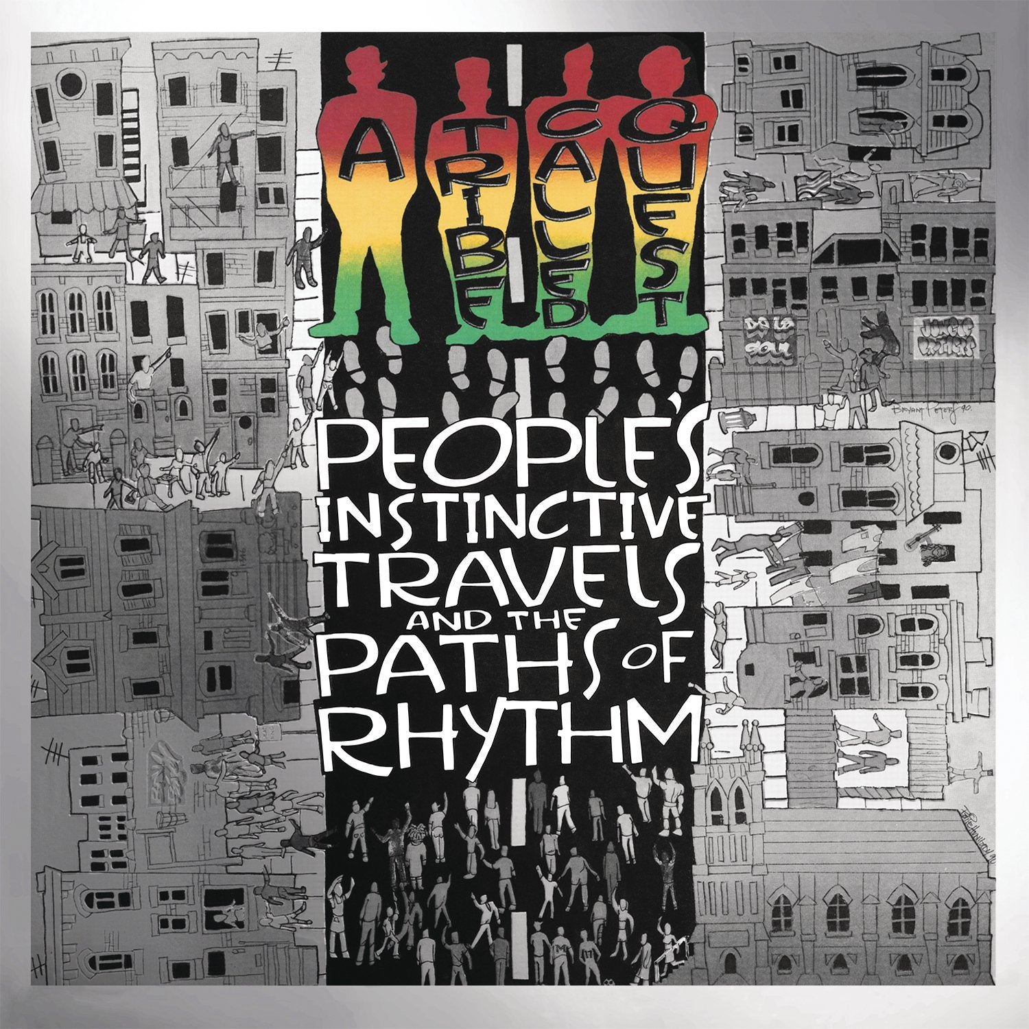 A Tribe Called Quest - People's Instinctive Travels and the Paths of Rhythm 2LP