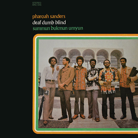 Pharoah Sanders - Summun Bukmun Umyun: Deaf Dumb Blind LP