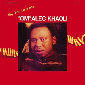 "Om Alec Khaoli - Say You Love Me 12"" EP"