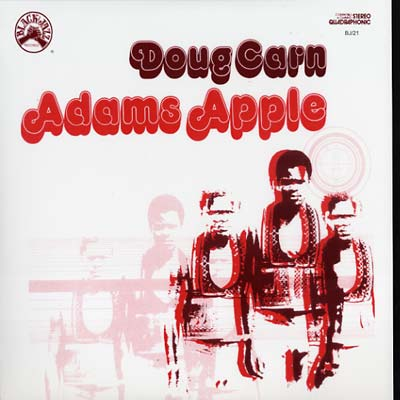 Doug Carn - Adams Apple LP
