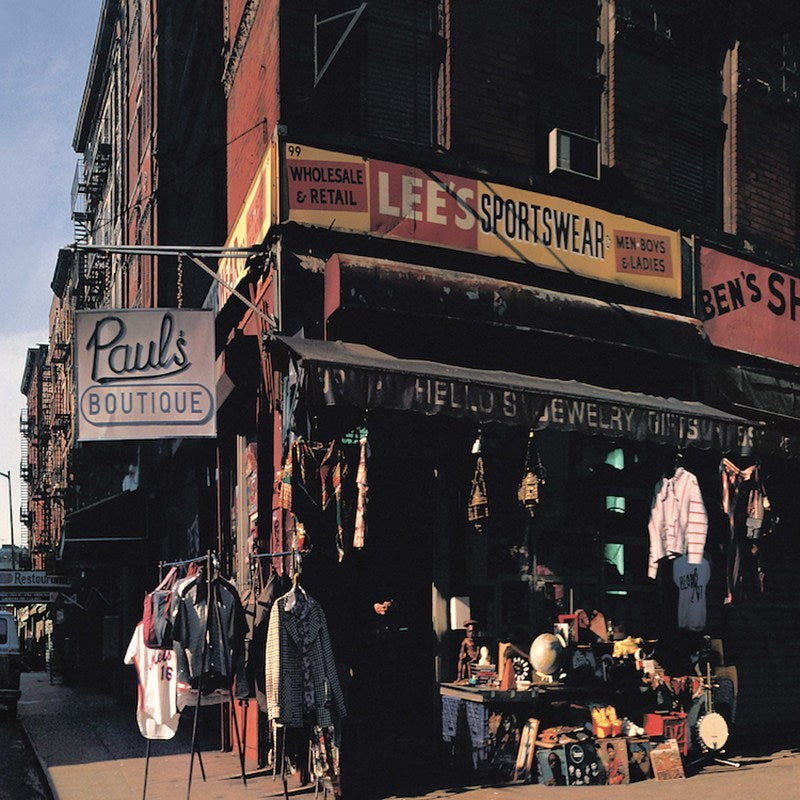 Beastie Boys - Paul's Boutique 2LP