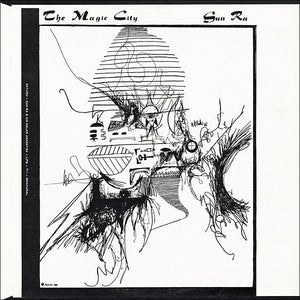 Sun Ra & His Solar Arkestra - The Magic City LP