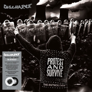 Discharge - Protest and Survive: The Anthology 2LP