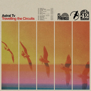 Astral TV - Travelling the Circuits LP