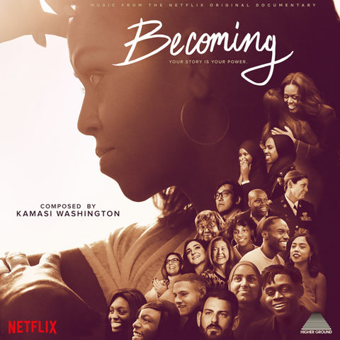 Kamasi Washington - Becoming: Your Story Is Your Power LP