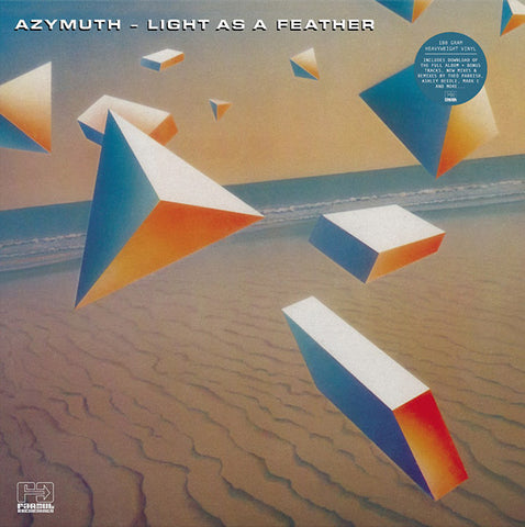 Azymuth - Light As a Feather LP
