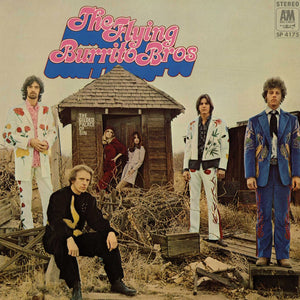 The Flying Burrito Brothers - The Gilded Palace of Sin LP