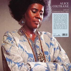 Alice Coltrane - Live at Carnegie Hall, 1971 LP