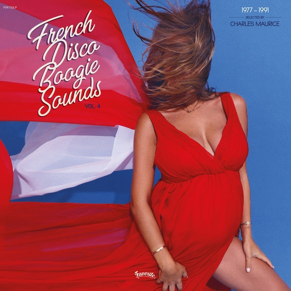 Various - French Disco Boogie Sounds Vol. 4, 1977-1991: Selected by Charles Maurice 2LP