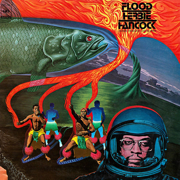 Herbie Hancock - Flood: Live in Japan 2LP