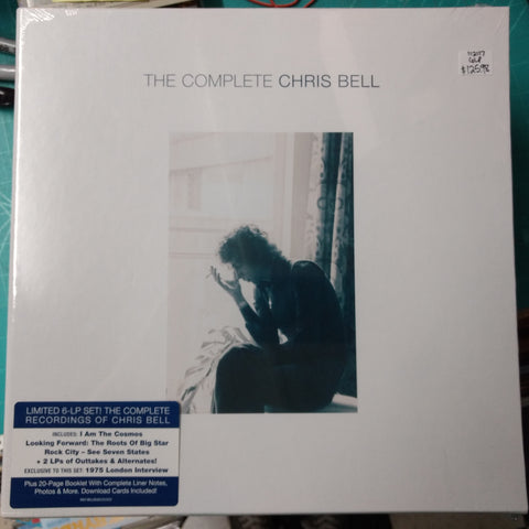Chris Bell - The Complete Chris Bell 6LP