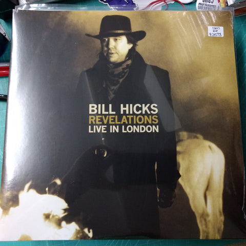 Bill Hicks - Revelations: Live in London 2LP